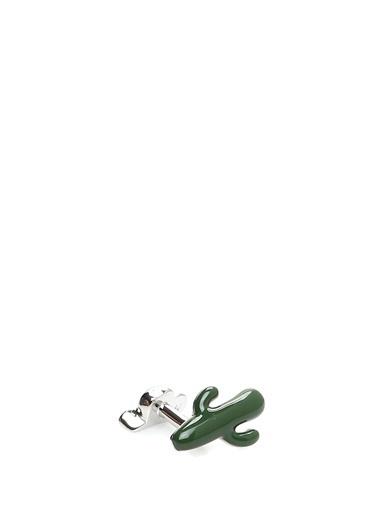 Babette Wasserman Kol Düğmesi Yeşil